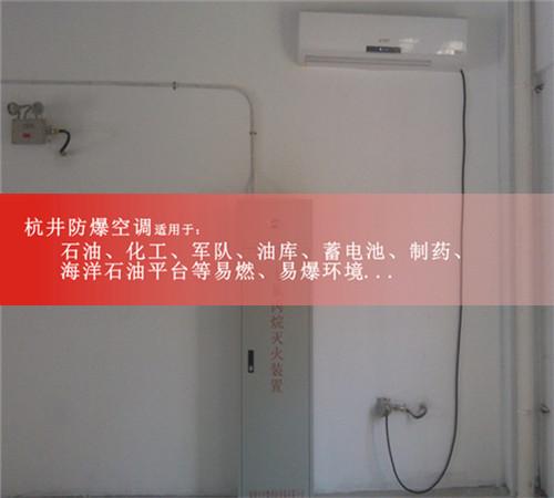 电力电厂防爆空调案例图