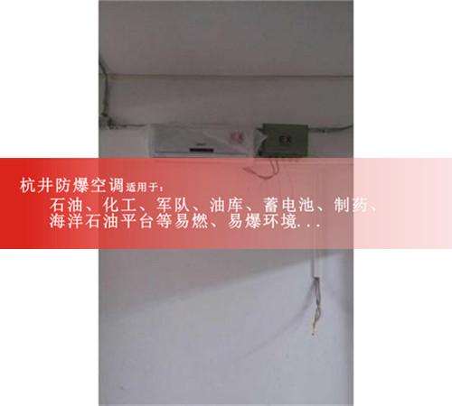 冷库房防爆空调案例图
