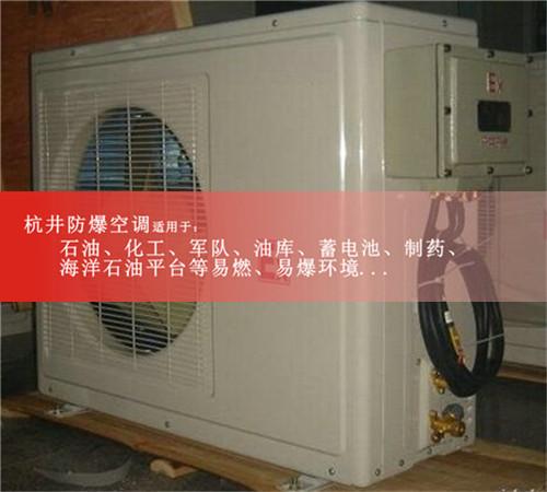 电厂防爆空调案例图