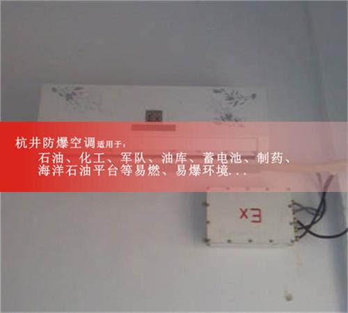 垃圾处理厂防爆空调图片